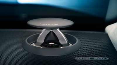 Bang & Olufsen® 3D Advanced Sound System