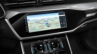 Navigation system - High