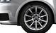 Audi Sport cast aluminium alloy wheels, 10-spoke design, high gloss, size 7.5J 17 with 215/40 R 17 tyres