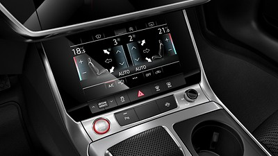 4-zone climate control system