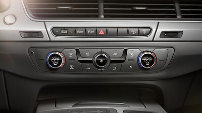 2-zone climate control system