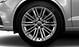 Легкосплавные диски Audi Sport, дизайн «10 спиц V», размер 8J x 18