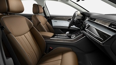 Valcona Leather package Audi exclusive