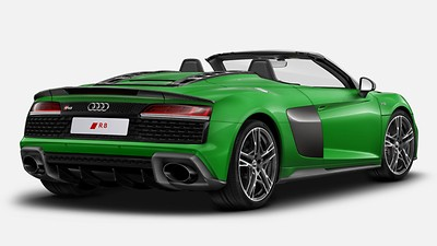 Pacchetto Design Verde Micrommata Audi exclusive