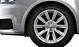 Cast aluminium alloy wheels, 5-spoke V design, size 7.5J x 17, with 215/40 R17 tyres