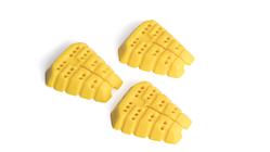 Nachfüllpack Duftspender Audi Singleframe, gelb, belebend