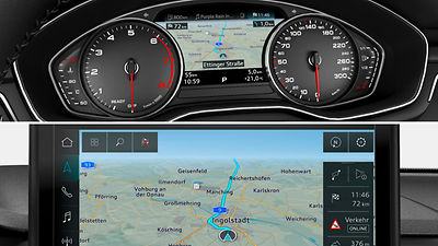 "Pack Infotainment ""navigation"""