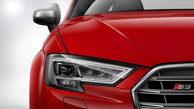 Audi Matrix LED headlamps incl. dynamic turn signal in front and rear