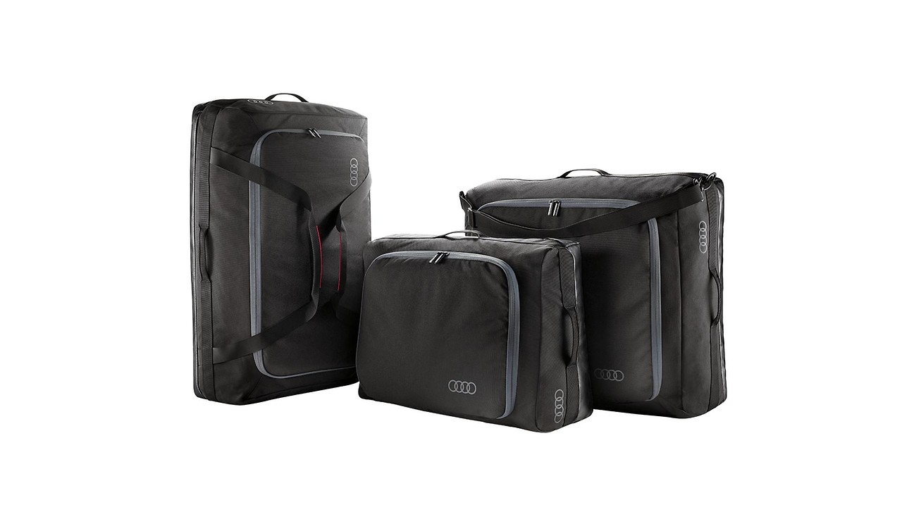 Storage Bag - Large Black
