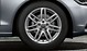 Audi exclusive cast aluminum wheels in 7 twin-spoke design, size 8 J x 18 with tyres 245/45 R 18