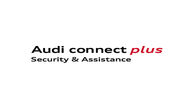 Audi connect plus Security & Assistance services