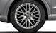 Aluminium-Gussräder Audi Sport im 10-Y-Speichen-Design, Größe 8,5 J × 19, mit Reifen 255/ 40 R19