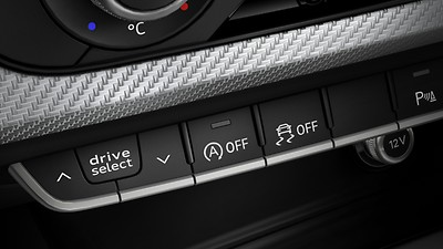 Audi drive select (sin modo efficiency)
