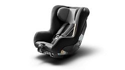 Audi child seat I-SIZE, titanium grey