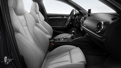 RS sport front seats