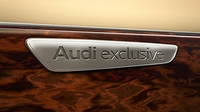 Tapetes Audi exclusive