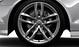 Audi Sport cast aluminium alloy wheels, 5 twin-spoke design, size 8.5 J x 20, with 255/35 R 20 tyres
