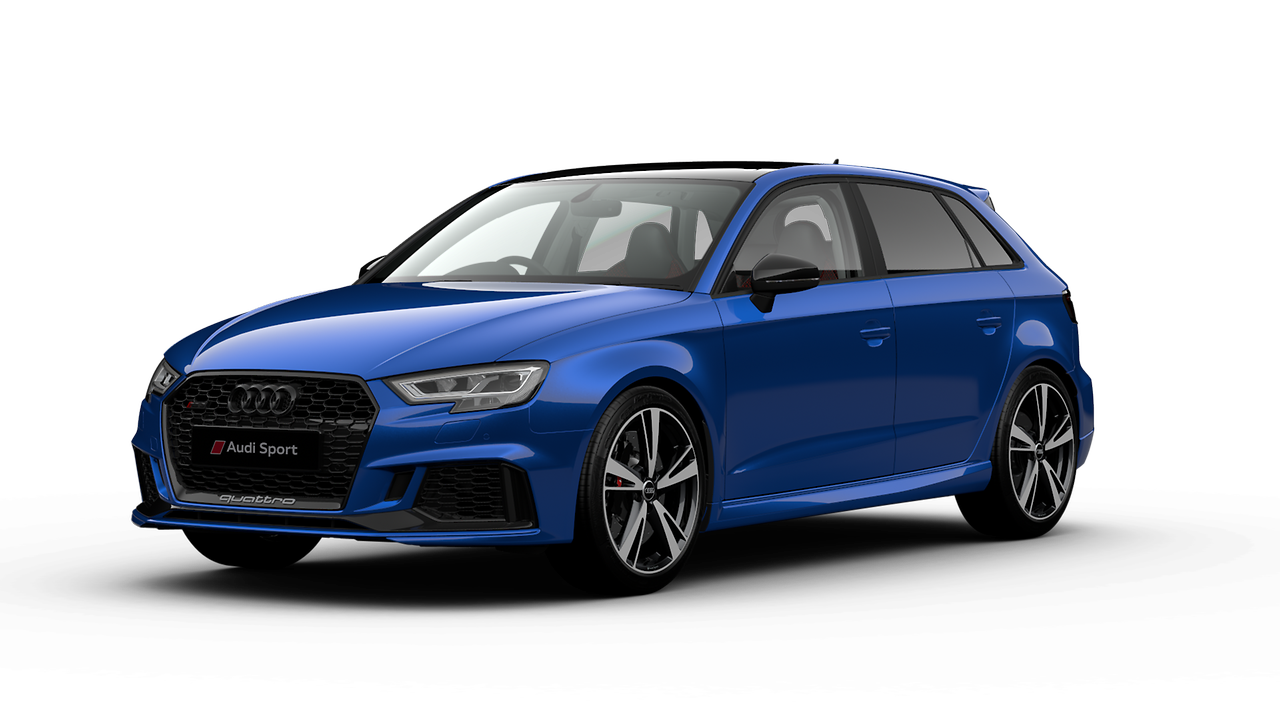 RS 3 Sportback Audi Sport Edition