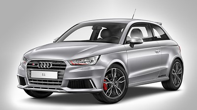 quattro® exterior styling package