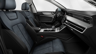 Interieur allroad