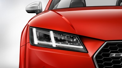Separate daytime running lights