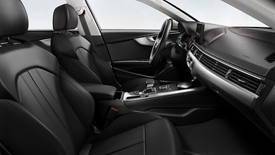 Climate function for front Sport seats