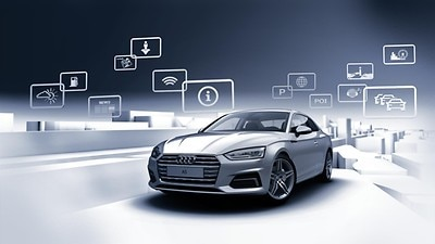 Audi connect pack 1