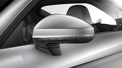 Door mirrors (auto-dimming, folding and heated)