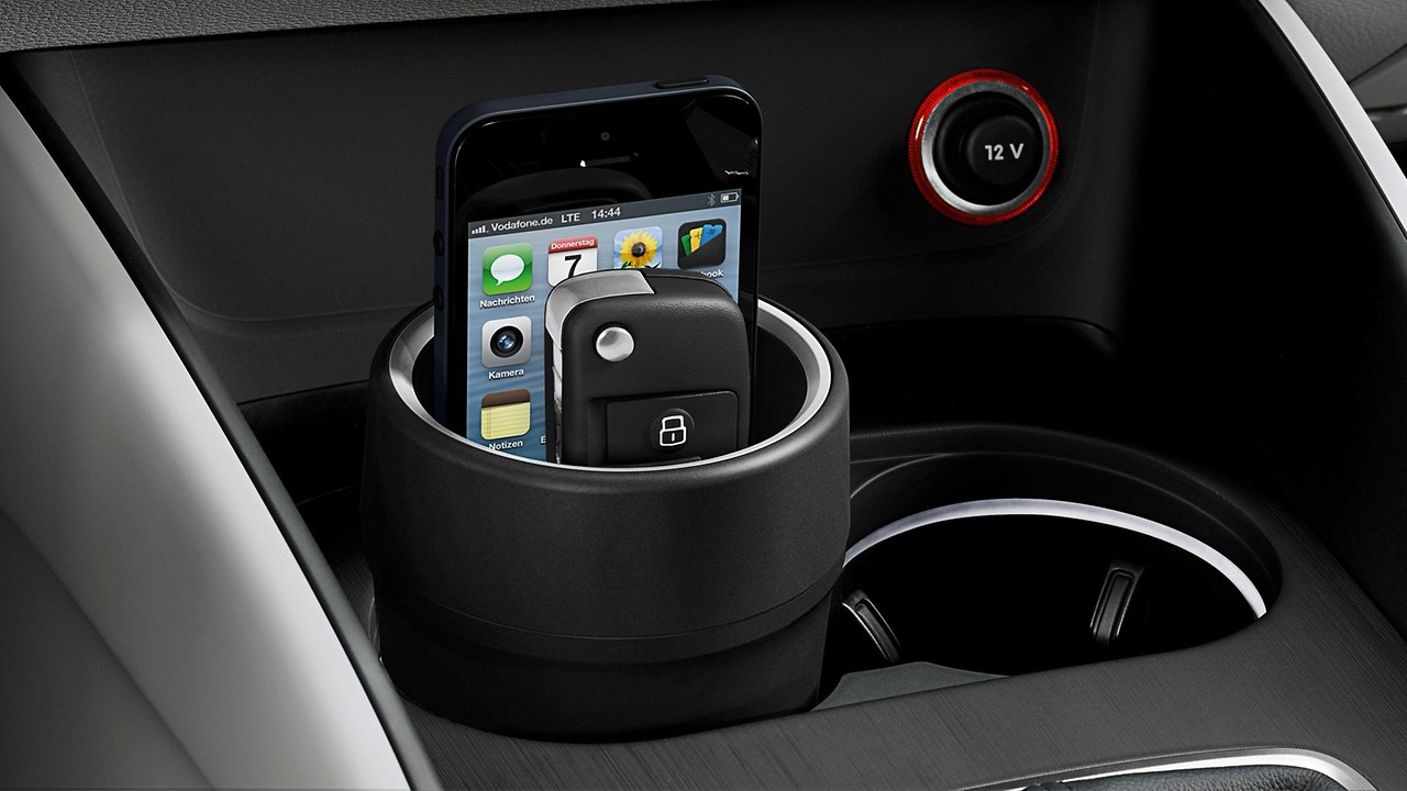 Storage cup, for the centre console