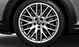 Audi Sport cast aluminium alloy wheels, 10-Y-spoke design, size 8J x 19, with 245/40 tyres