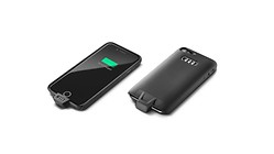 Funda de carga inductiva (iPhone 7)  Wireless Charging según el estándar Qi