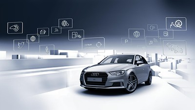 Audi connect con SIM integrada (3 meses de prueba)