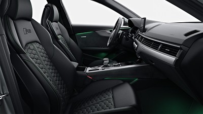 Styling package Sonoma Green, Audi exclusive