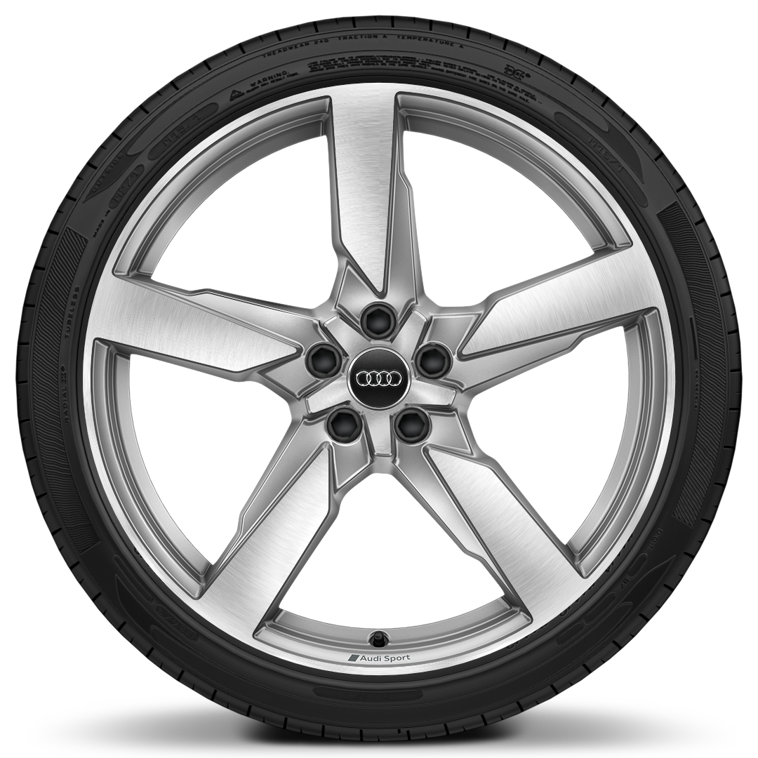 Alloy wheels 8.5J x 21