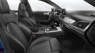 S Super Sports front seats