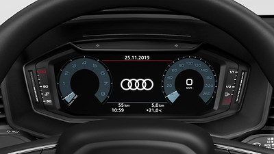Audi virtual cockpit - Audi virtuaalimittaristo