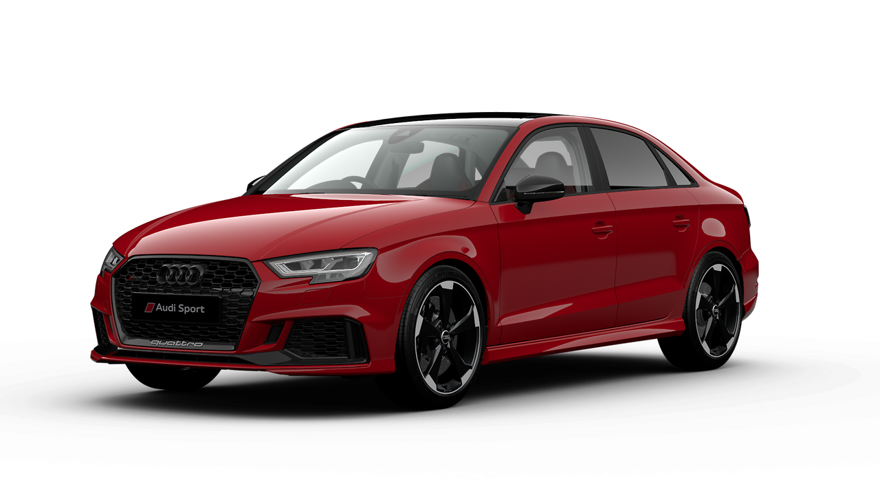 RS 3 Saloon Audi Sport Edition