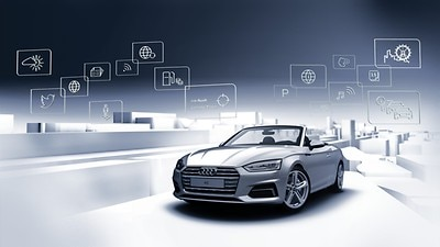 Navigazione & Entertainment Audi connect