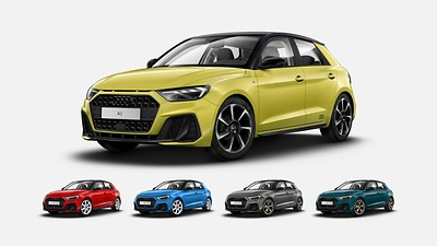 A1 Sportback edition one