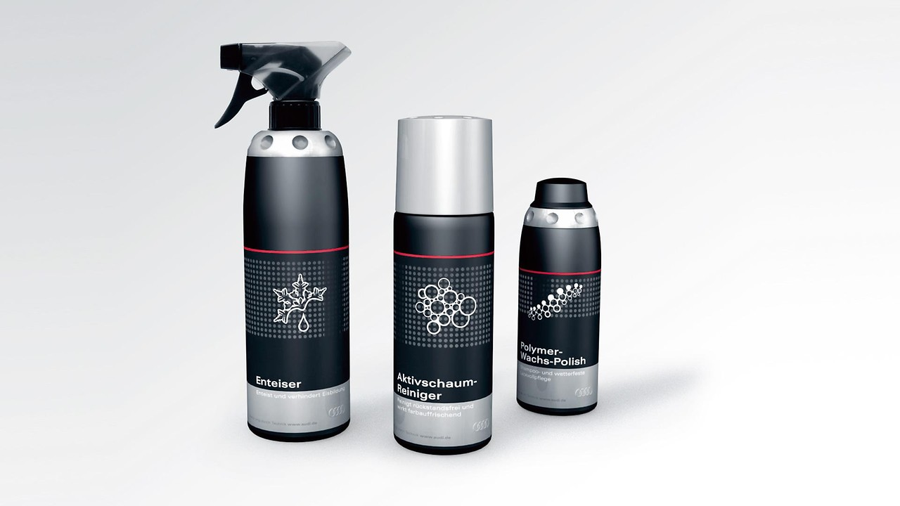 Cabriolet car care set