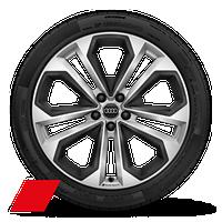 """20"""" 5-twin-spoke module design wheels"""