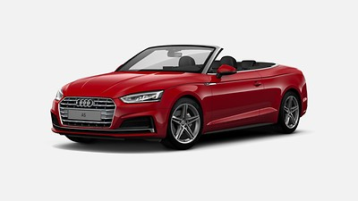 A5 Cabriolet S line edition