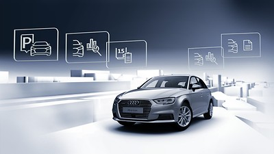 Services Audi connect e-tron