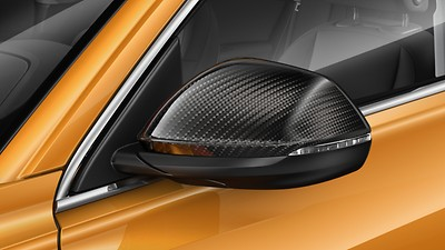 Carbon Door Mirrors