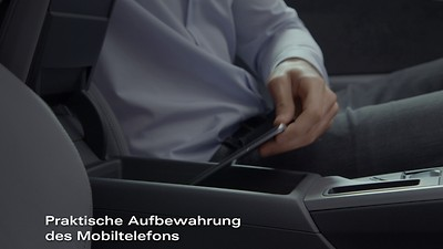 Audi Phone box/wireless charge