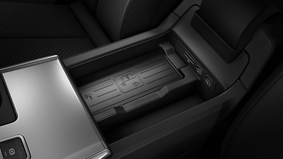 Audi Phone Box with wireless charging