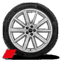 """22"""" 10-V-spoke star design wheels"""