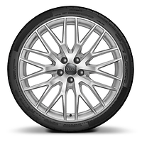 "20"" x 9J '10- Y-spoke' design alloy wheels with 255/30 R20 tyres"