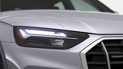 Full LED headlights with DRL signature