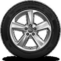 铝合金车轮,5辐 7J x 18